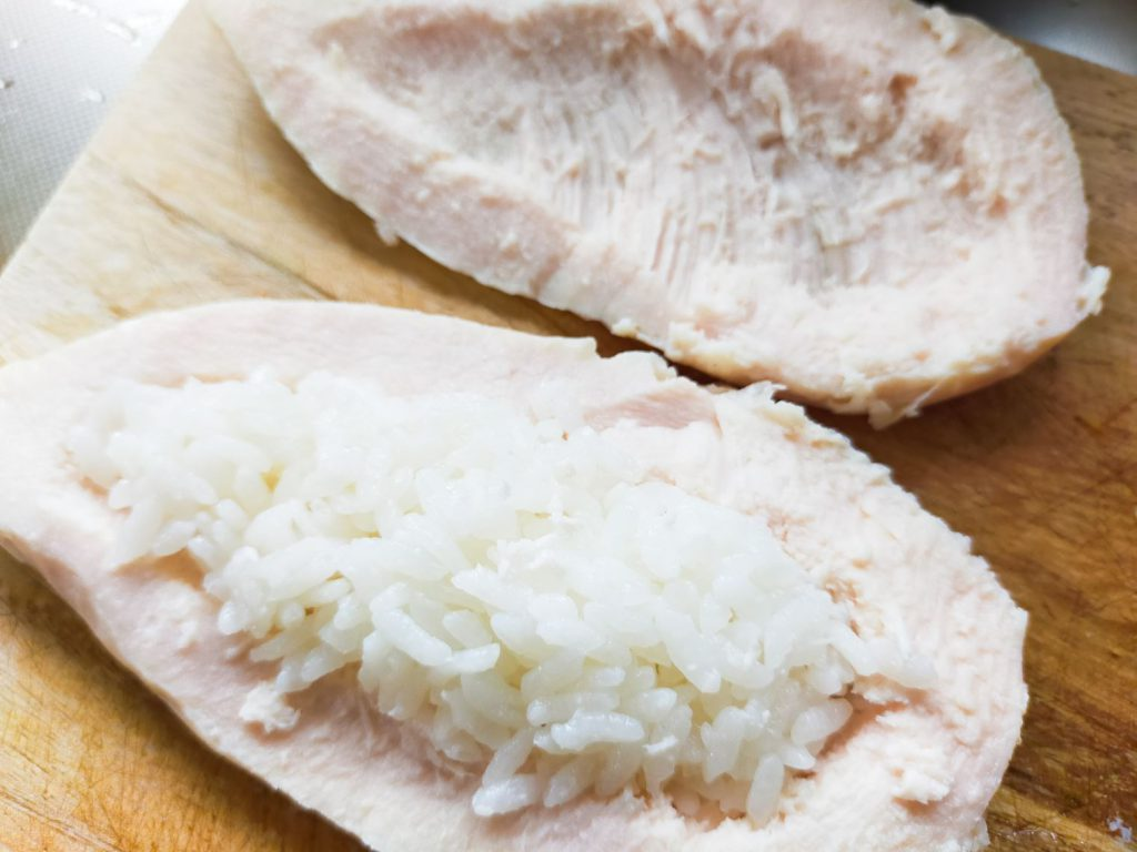 アマタケ読者レシピ④調理工程