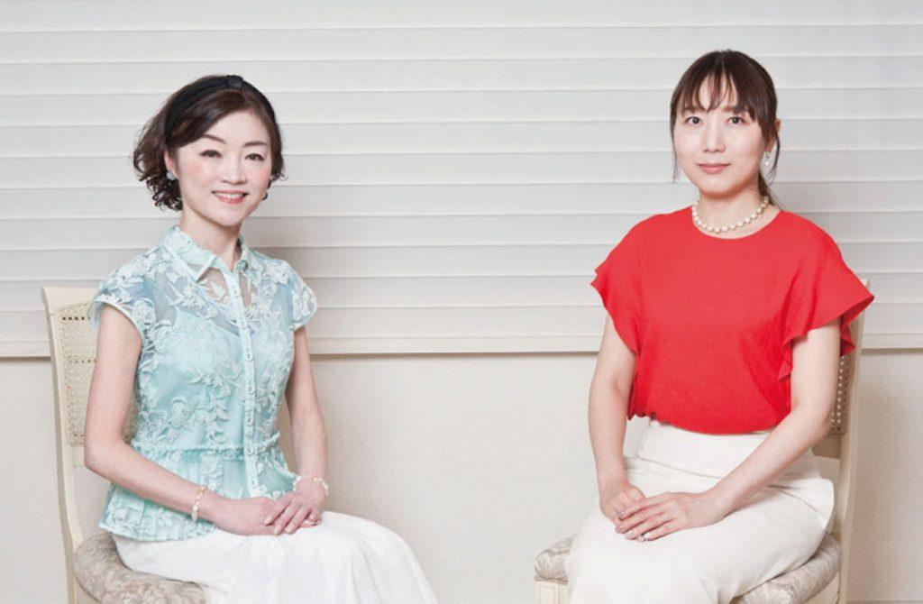 マダム由美子さんと編集長