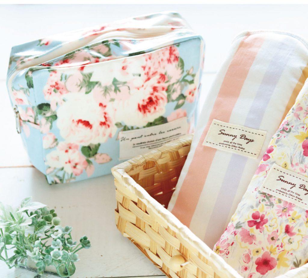 編集Kもサニーデイズの布ナプキンを愛用中。